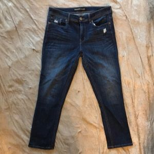 Express Cropped Legging Jeans